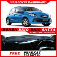 Cover Dashboard Mobil Karpet Mobil Dashboard Honda BRIO/SATYA