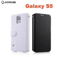 Original CAPDASE Folder Case Sider Classic Samsung Galaxy S5