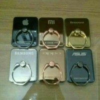 IRING STAND I RING STAND RINGSTAND BRANDED BESI CHROME PLUS PACKING