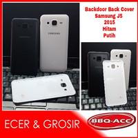 Backdoor Back Door Cover Samsung Galaxy J5 J500 2015 Tutup Baterai HP