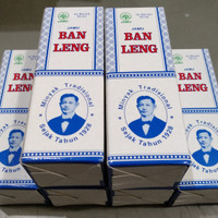 Minyak Tradisional BAN LENG 50ml