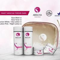 Paket perawatan wajah arischa beauty secret/arischa beauty secret