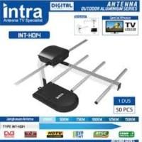 Antena Antene TV Indoor Dalam Digital Indoor INTRA INT-HD14