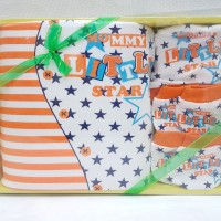 Kado Melahirkan Baju Set Bayi / Hampers / Kado Lahiran Baby Gift Set