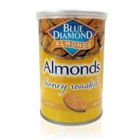 Blue Diamond Honey Roasted Kacang Almond [130 gr]