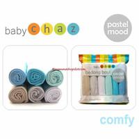 Baby Chaz Bedong Bayi Pastel Mood set Comfy