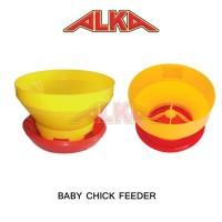 Baby Chick Feeder tanpa tutup