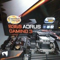 Gigabyte B360 AORUS GAMING 3 LGA 1151 B360 DDR4 Coffee Lake Gen 8th