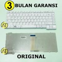 Keyboard Laptop ORIGINAL Toshiba Satellite L510 A200 A205 M200 SILVER