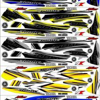 Sticker / Striping Variasi Thailand / Thailook Mio Sporty (MIO AMORE)