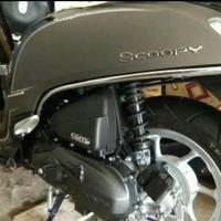 pelindung list lis body aksesoris motor Scoopy new