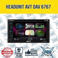 Headunit AVT DAV 6767 - 2DIN