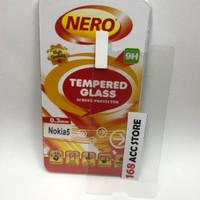 TEMPERED GLASS / ANTI GORES KACA NOKIA 5 NERO
