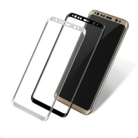 Tempered Glass Full Covered Samsung Galaxy S8-S8 PLUS Screen Protector
