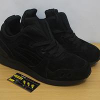 Sepatu Asics Gel Lyte III MT Triple Black - Premium Quality