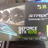 Asus Strix Gtx 1070 8gb 256bit DDR5