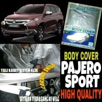 Sarung Penutup New PAJERO SPORT Body Cover Selimut Bodi New Pajero