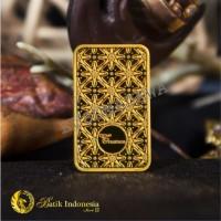 logam mulia batik antam motif truntum