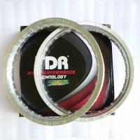 Velg Rim Jari Jari Set TDR Racing Ring 17 185 Dan 215 W Shape Silver