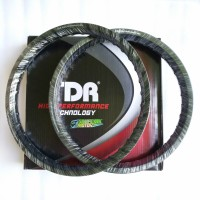 Velg Rim Jari Jari Set TDR Racing Ring 17 160 Dan 185 W Shape Hitam