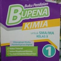 BUPENA ( BUKU PENILAIAN ) 1 KIMIA UNTUK SMA/MA KELAS X ( K13N )