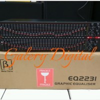 equalizer beta three B3 EQ 2231 original