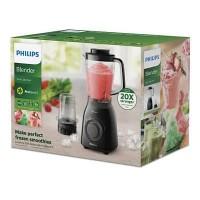 (New Product)Blender Philips Mika/Plastik HR 2157 TRITAN DURAVITA JAR