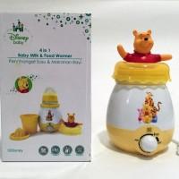 4 in 1 Baby Milk & Food Warmer / Penghangat Susu & Makanan Disney Baby