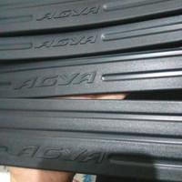 Sill plate door AGYA / sillplate samping Agya - Aksesoris Toyota Agya