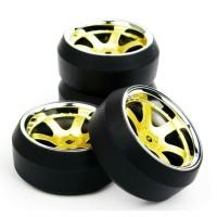 RC Drift tires - ban RC velg 1:10