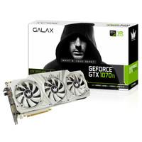 GALAX Geforce GTX 1070 Ti HOF (HALL OF FAME) 8GB DDR5 vga card keren