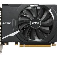 MSI GeForce GTX 1050 2GB DDR5 - AERO ITX 2G OC vga card keren