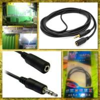 Kabel Perpanjangan Aux / Audio Gold Plated