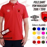 POLO SHIRT PSM MAKASSAR