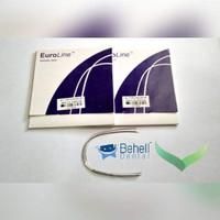 Kawat Niti Behel S/S EUROLINE RD ARCH Ortho
