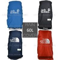 Rain Cover Tas / Cover Bag Carrier JWS /TNF 60L Murah