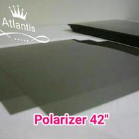 Plastik Polarizer, Polarized, Polarize LCD 42 Inch