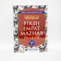 Buku Fikih Empat Mazhab Praktis Jilid 1