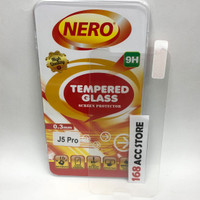 TEMPERED GLASS / ANTI GORES KACA SAMSUNG J5 PRO J530 NERO