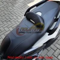 Jok MBTech Carrera Premium Model Eropa Yamaha XMAX 250 + Jas Anti Air