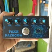 efek gitar fuzz factory ASFX AS Effect murah cocok untuk pengemar MUSE