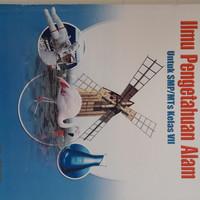 buku paket IPA kelas 1 SMP BSE