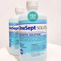 OneSept Solution / Antiseptic Solution / Cairan Antiseptik