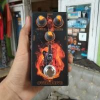 efek gitar overdrive AS Effect ASFX Murah stompbox pedal over drive
