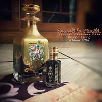 6ML Fawakih Musk Parfume Oil Kasturi / Minyak Wangi Arab