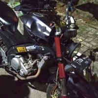 cover Shock USD new Yamaha Vixion Full bulat