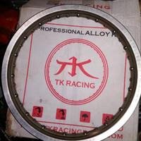 VELG TK RACING Ring 10 12 13 14 15 16 17 18 19 21 Semua Mtor Semuatipe