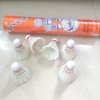 Kok / Shuttlecocks Badminton Glory Orange Isi 12 Pcs - Garuda