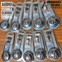 Earphone monitoring Audio Technica clr100 original