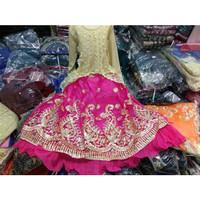 busana muslim kostum india anak. gamis tari india anak. jubah india